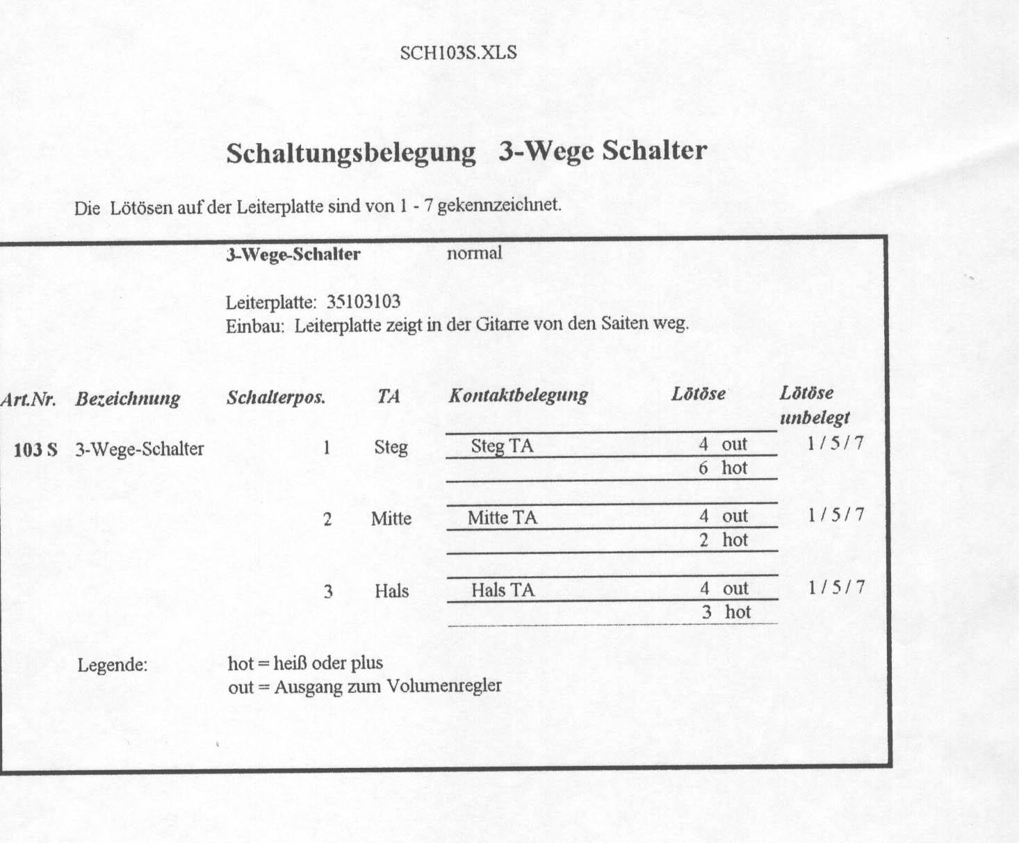Großzügig Verkabelung 3 Wege Bilder - Schaltplan Serie Circuit ...