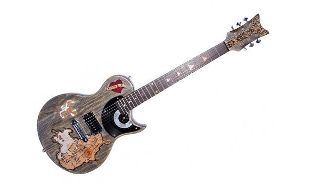 E-Gitarre für Johnny Depp