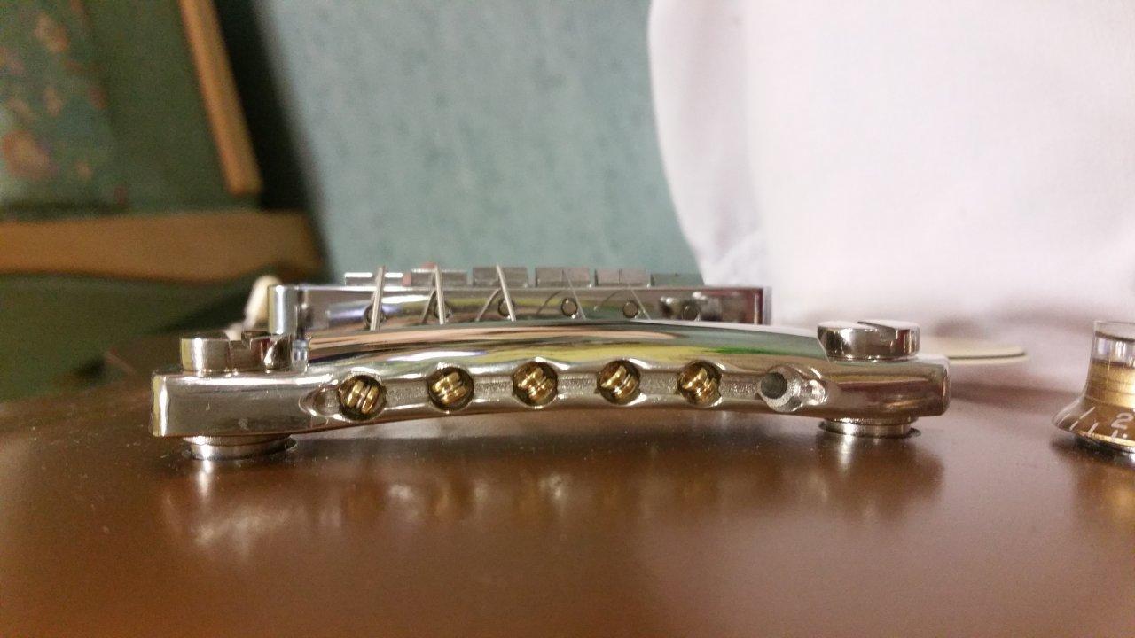 GIBSON Les Paul Tone Lock Hülsen | Musiker-Board