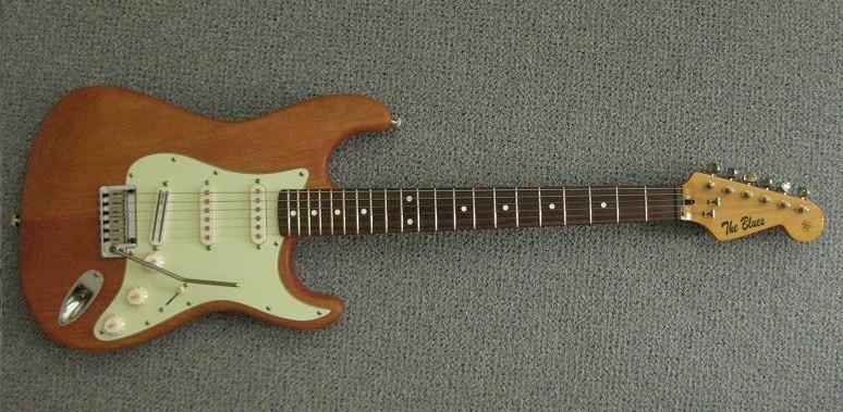 Rockinger Strat Style Bausatz | Musiker-Board