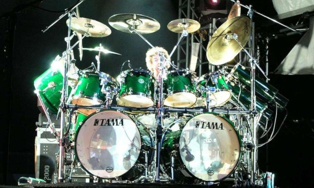 Doublebass Drumset