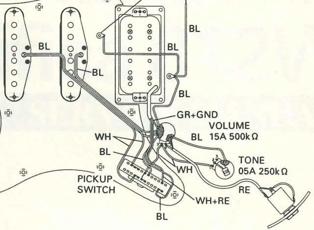 pickup wiring diagramm für yamaha pacifica 821d gesucht | musiker-board  musiker-board