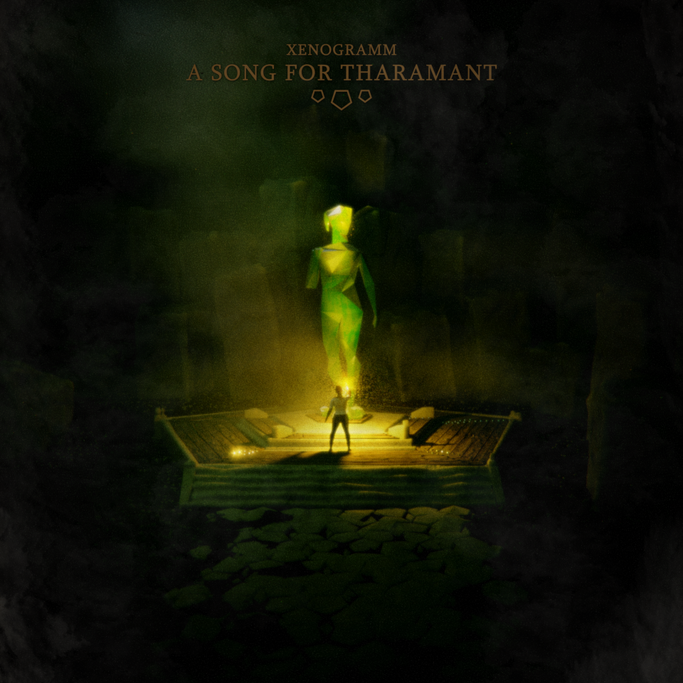 A Song for Tharamant Final Cover Album.png