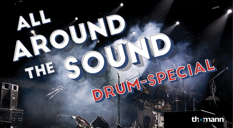 All Around the drum sound special Thomann