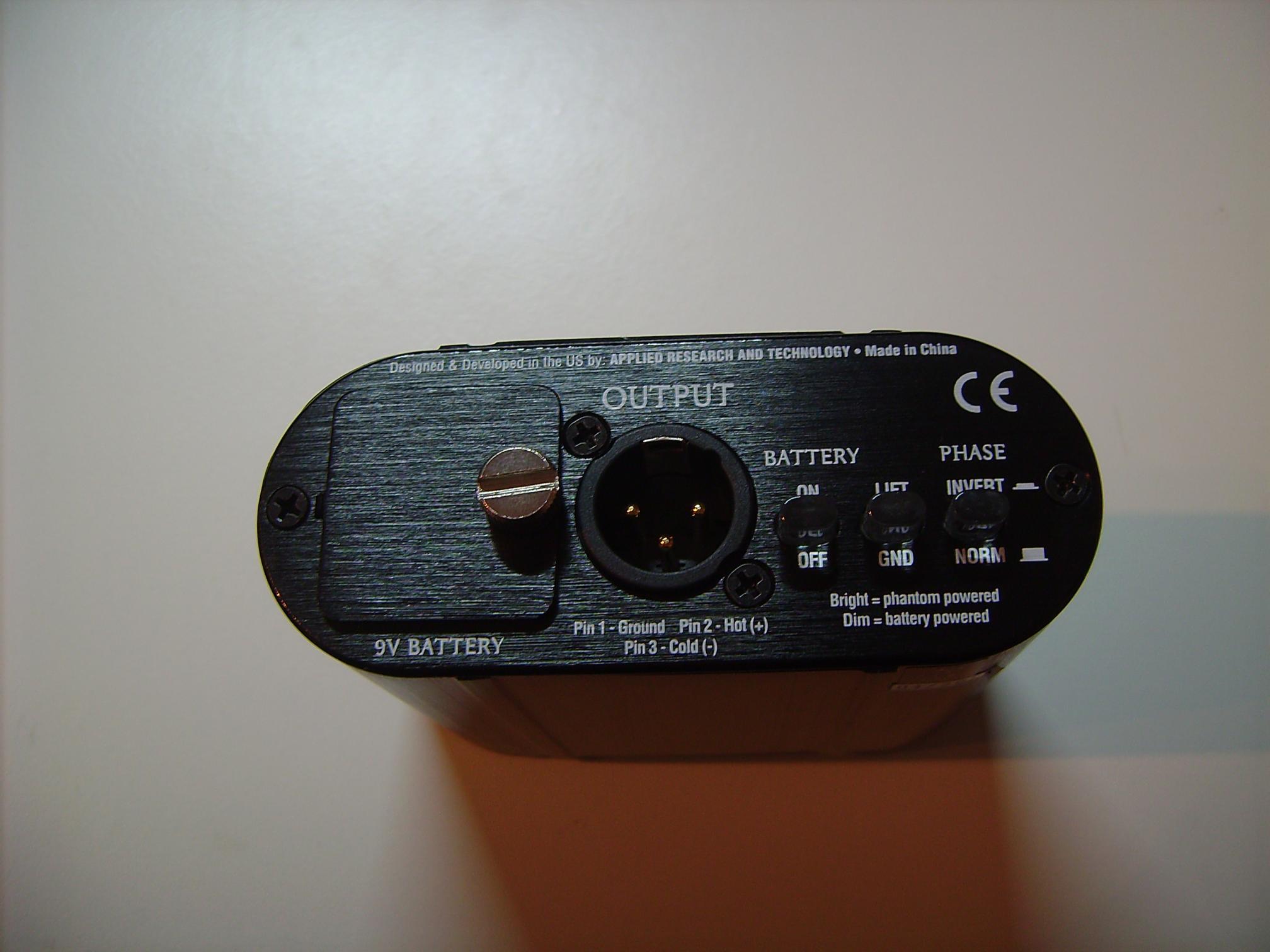 Vergleichtest] Aktive DI-Boxen bis 60€ - Klangunterschiede - Einsatz ...