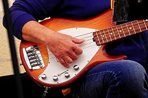 bass blues-schema