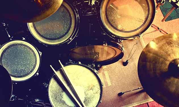 Drum Set Proberaum