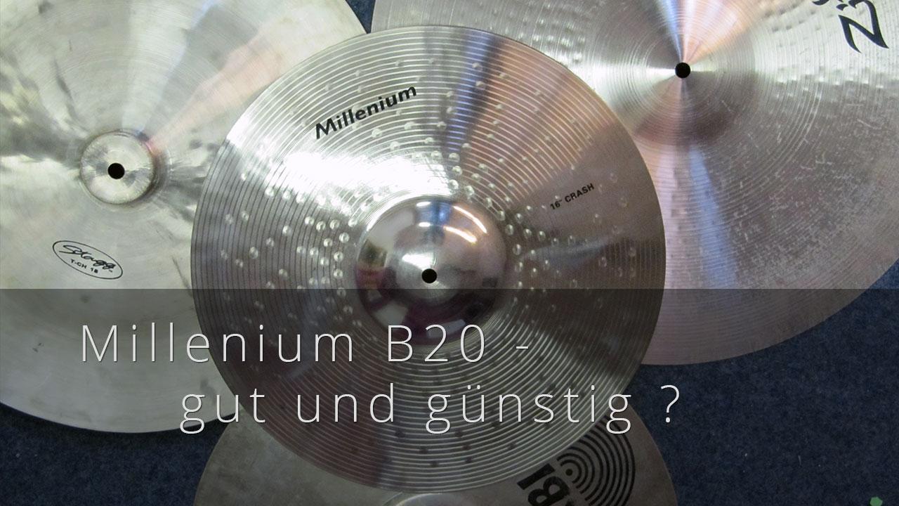 Millenium B20 Becken