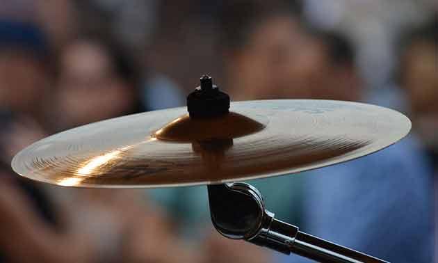 Cymbals und Becken