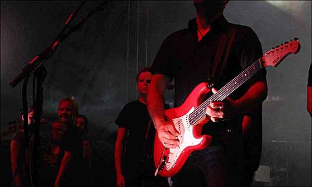 FCP Gitarre live
