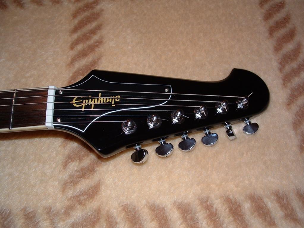 Gitarre]Epiphone Ltd. 1963 Firebird V und Firebird Studio VS Ltd ...