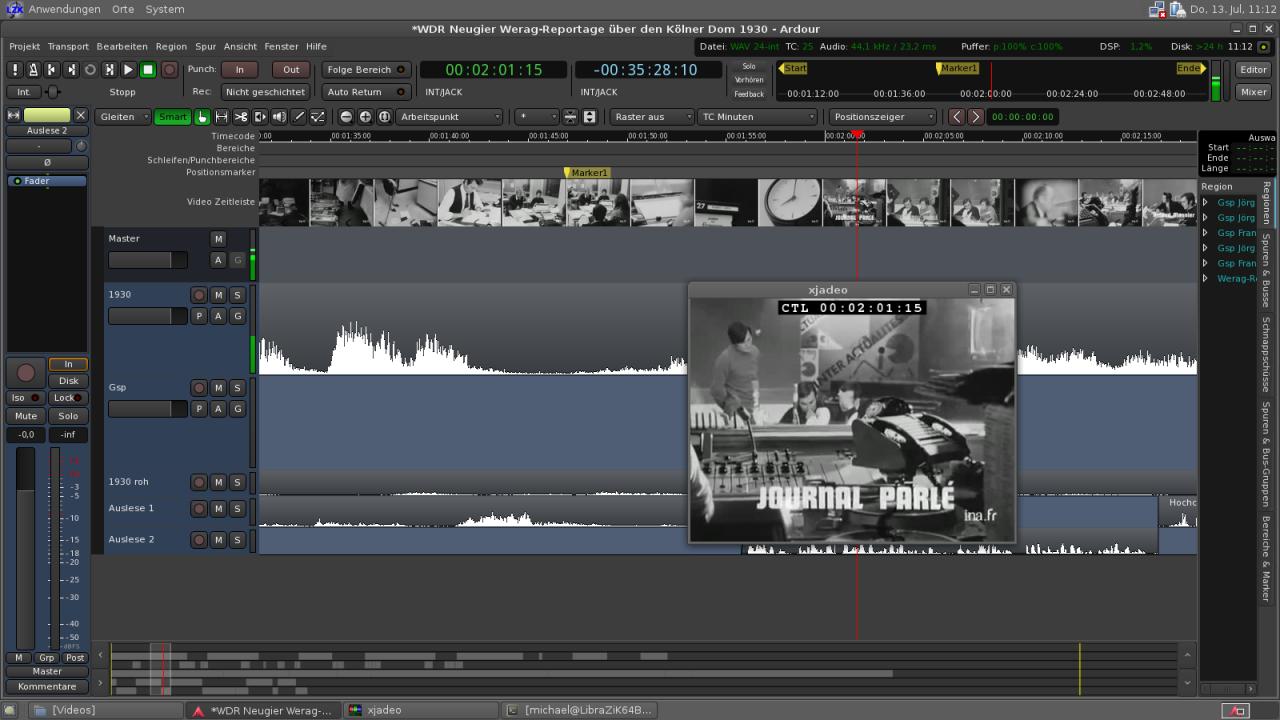 Bildschirmfoto-Ardour mit Videozeitleiste.png