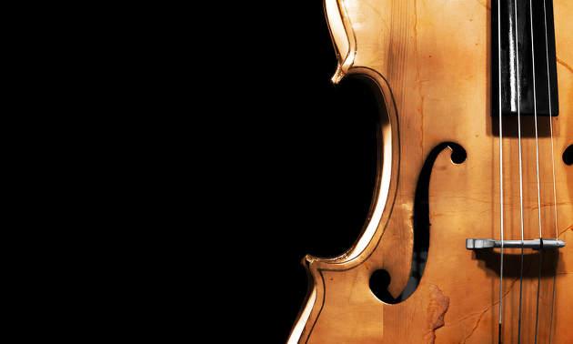 Cello Mikrofonierung
