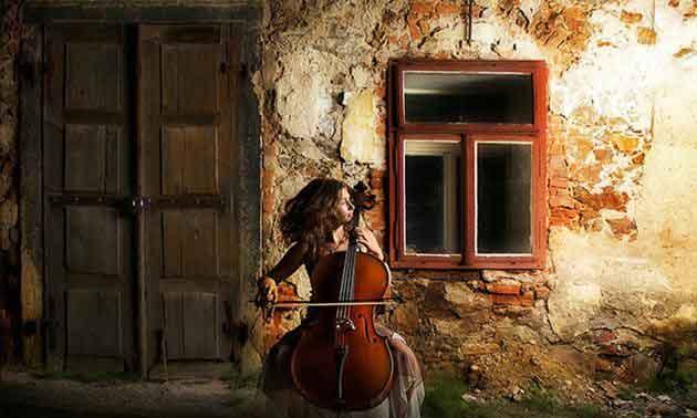 Cello Noten