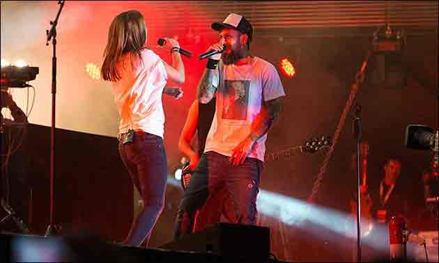 Christina Stürmer live 2015