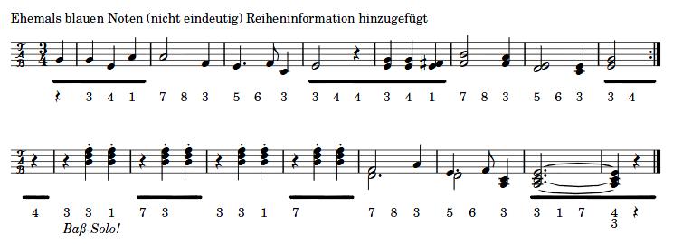 Griffschrift Lilypond Prototyp Zum Advent Musiker Board