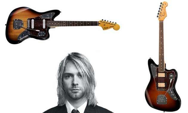 Curt Cobain Jaguar