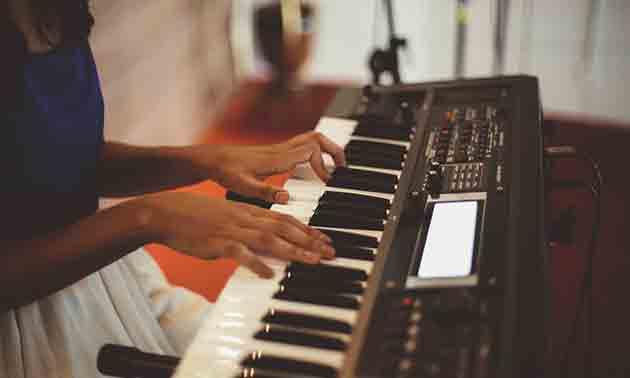 Digitalpiano für Anfänger