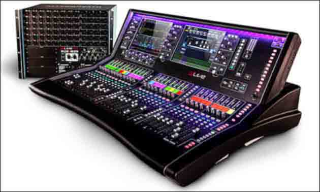 DLive S5000 Konsole