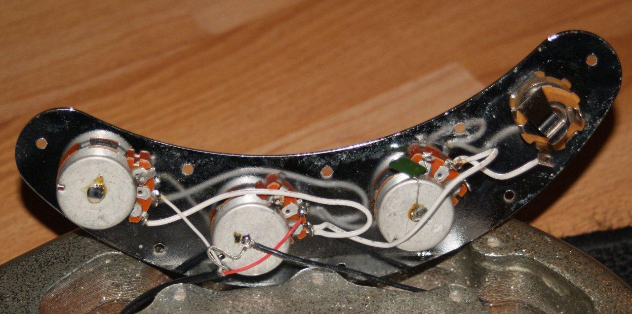 Charmant Jazz Bass Verkabelung Fotos - Schaltplan Serie Circuit ...