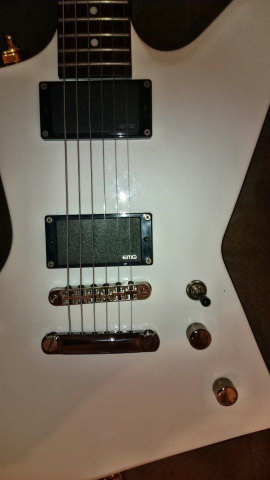 Gitarre] ESP/LTD EX 360 SW   Musiker-Board