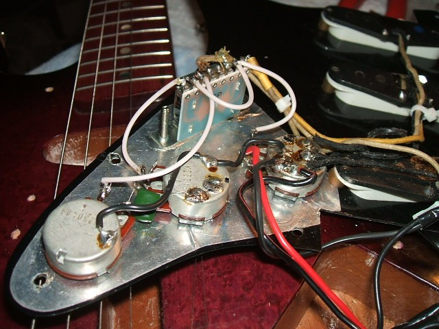 Richtiger Schaltplan für Strat mit 5 Weg Switch? | Musiker-Board