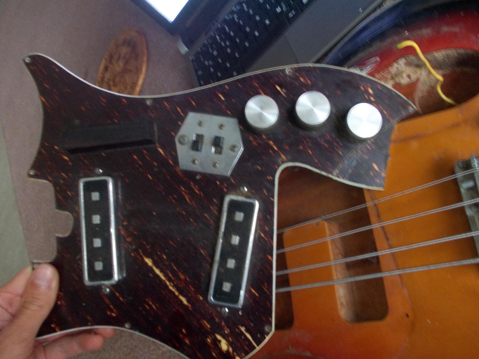 Ziemlich Verkabelung Bassgitarre Galerie - Die Besten Elektrischen ...