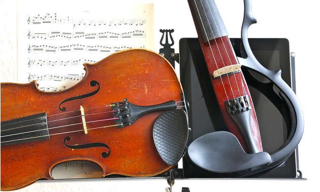 E-Geige Violine