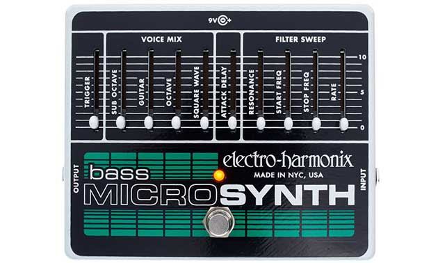 EHX Bass Synth