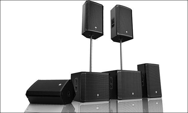 Electro Voice EkX PA