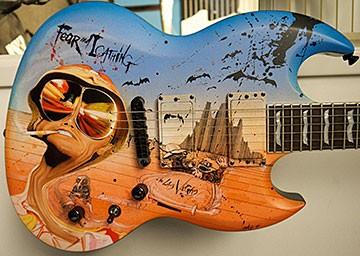 ESP Gitarrenkorpus