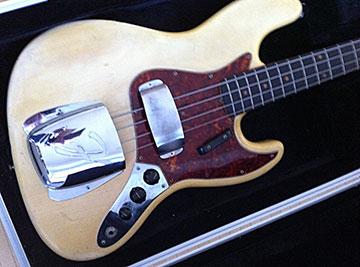 Fender Jazzbass 1963