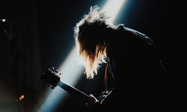 Live Gitarre