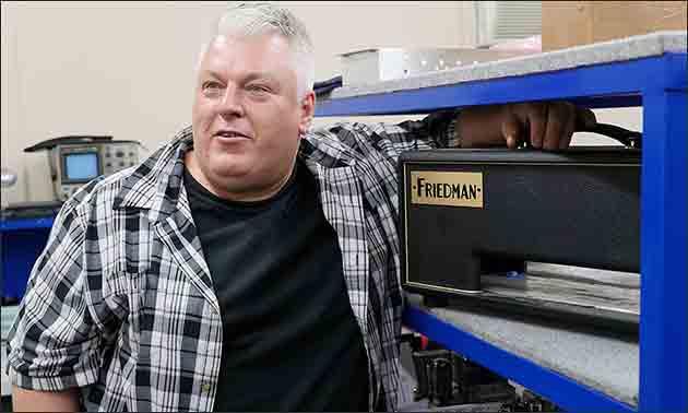 Friedman Amps