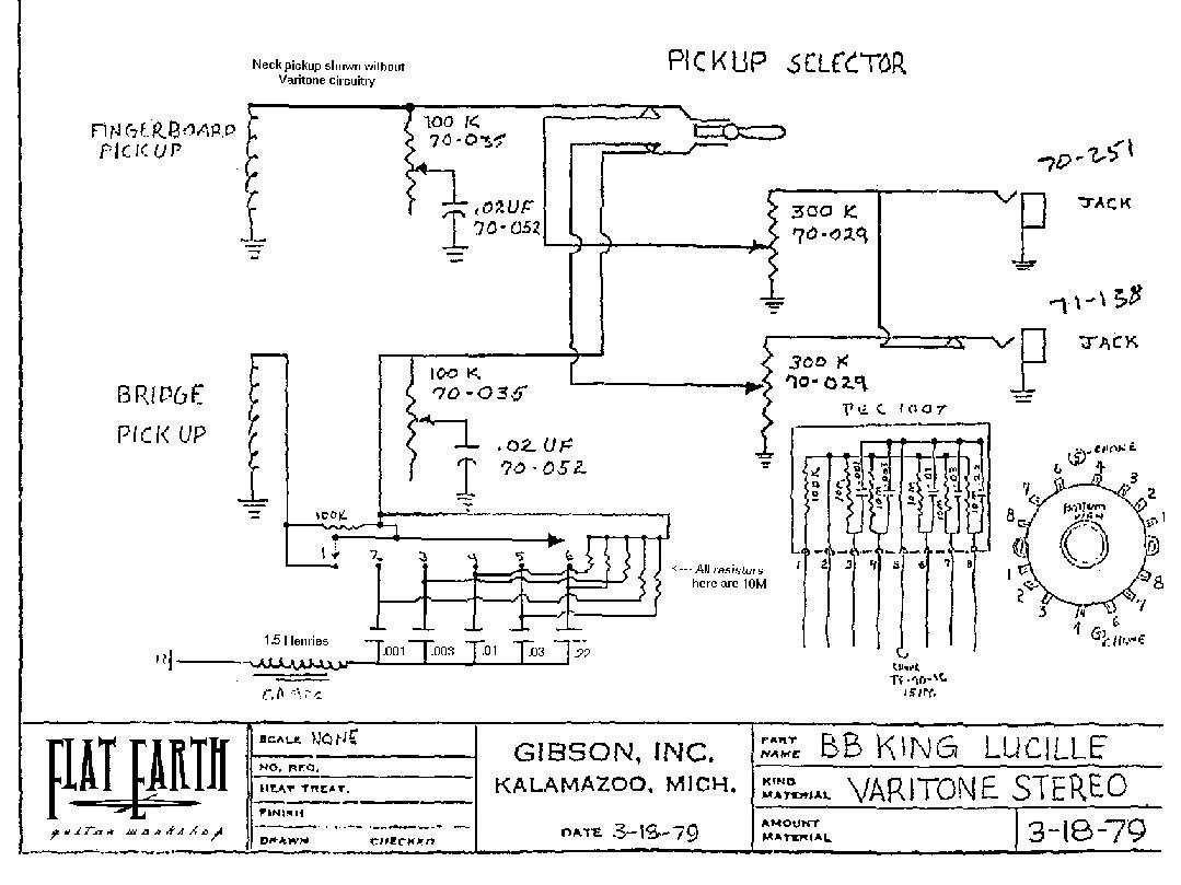 Lucille Wiring Diagram Schematic Diagrams Epiphone 335 Gibson Varitone Automotive U2022 Symbols