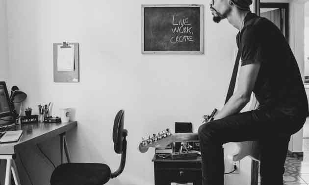 gitarrenverstärker-kombo