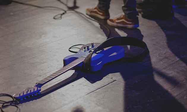 gitarristen-player-sammler