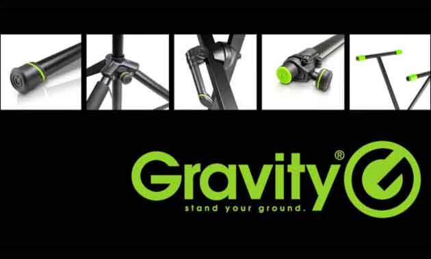 Gravity Gitarrenstender