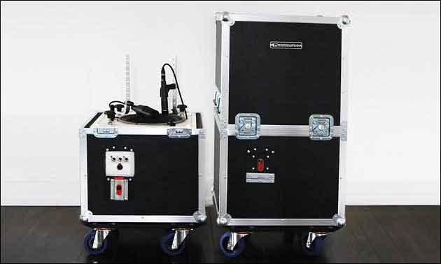 Grosmann Isolation Box Case
