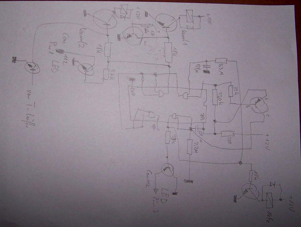 Suche Manual und Schaltpläne zum IMG Stageline PA-8000 | Musiker-Board