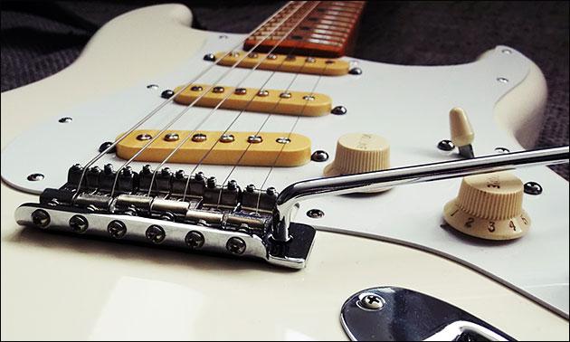 Jimmy Hendrix Stratocaster