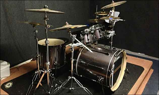 Hyperdrive lo Drumset