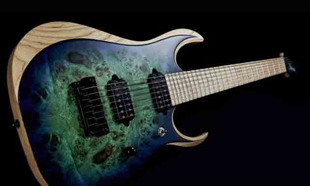 Ibanez Gitarre 2016