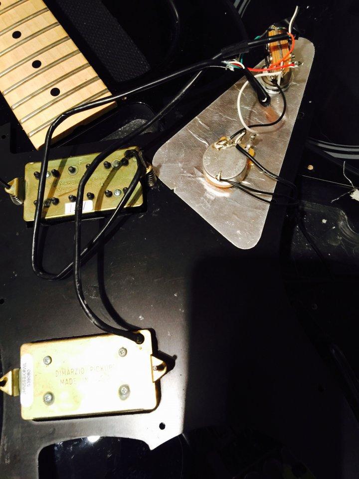 Charvel So-Cal pickup Tausch   Musiker-Board