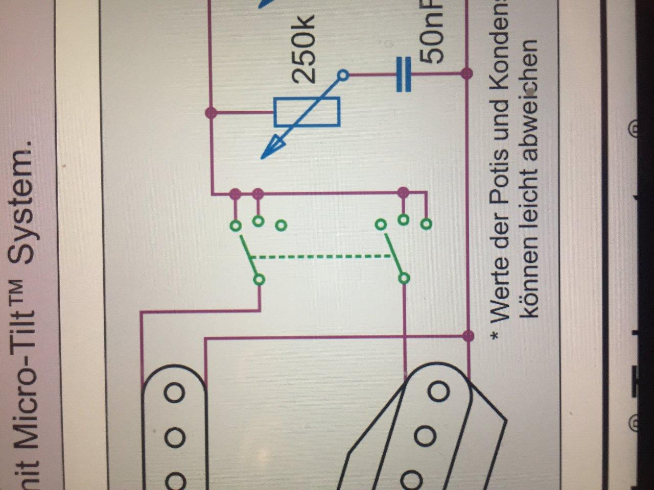 Tele-Switch PIN-Belegung | Musiker-Board