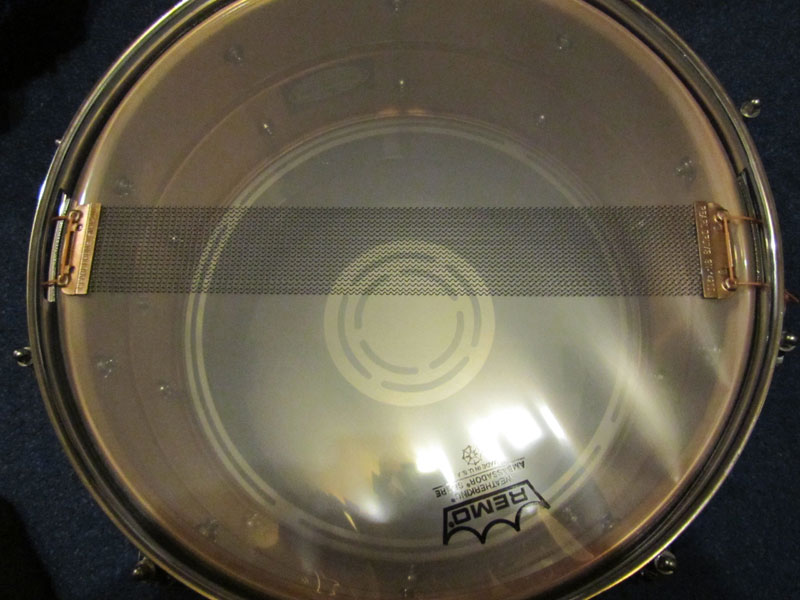 Kessel verzogen? Pearl Sensitone Phosphor-Bronze | Musiker-Board