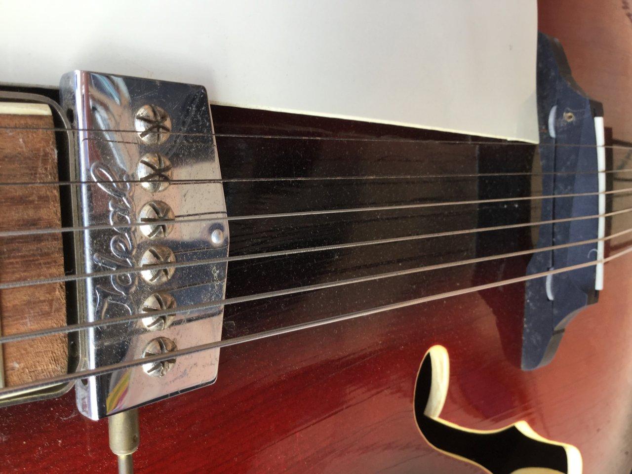 Charmant Verkabelung Eines Gitarren Pickups Ideen - Elektrische ...