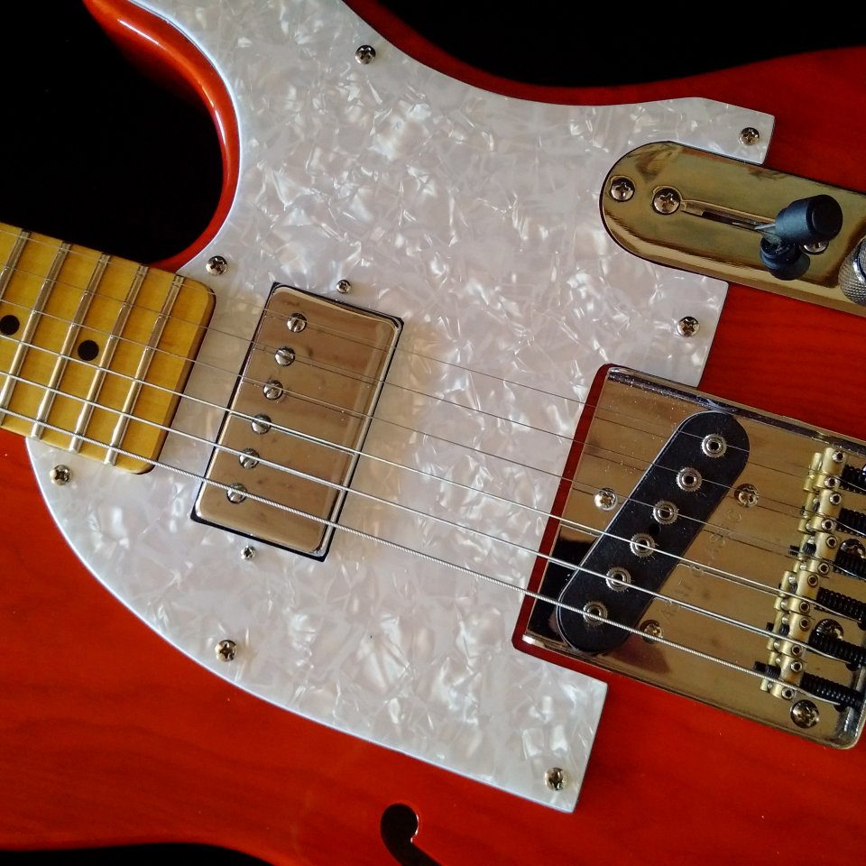 Gitarre] G&L Tribute Asat Clic Bluesboy CO | Musiker-Board on