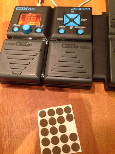 new zoom g1on g1xon guitar effects pedal page 7 the gear page. Black Bedroom Furniture Sets. Home Design Ideas