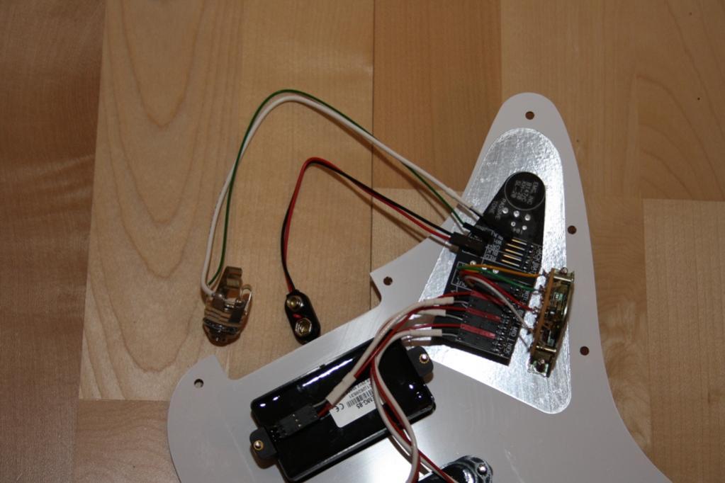 Pickup] EMG SL-20 Set Steve Lukather   Musiker-Board